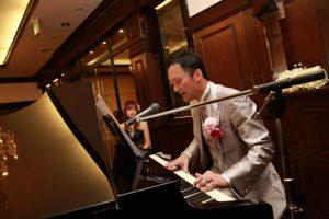 森永様ピアノ