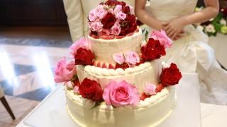 結婚式 ウェディングケーキ 披露宴